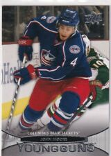 11/12 UD SERIES 1 JOHN MOORE YOUNG GUNS RC SP ROOKIE #210