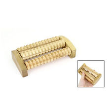 Wooden Roller Body Foot Relax Stress Relief Massager Board