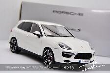 Minichamps 1:18 PORSCHE CAYENNE TURBO S SUV White