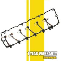 Valve Cover Gasket w/ Pigtail Harness For International 04-07 Truck DT466E/570