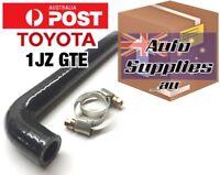 RH Breather Ventilation Silicone Hose Kit Toyota 1JZ GTE 12263-88401 12263-88400