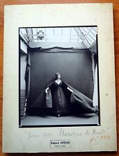 SIGNED - RICHARD AVEDON - MADE IN FRANCE - 2001 1ST EDITION - FINE COPY