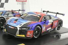 Carrera Evolution 27592 Audi R8 LMS, #22A Analog 1/32 Slot Car