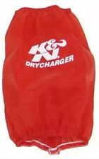 Rc-5100dr k&n Luftfilter Wrap drycharger Wrap; rc-5100, rot-UK Lager