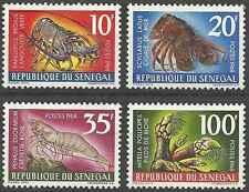 Timbres Faune marine Sénégal 305/8 ** lot 8662