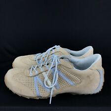 TSUBO Tesla $110 Leather Lace-up Sneakers Shoes 9