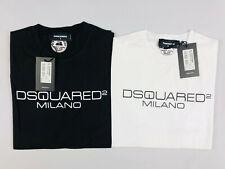 Dsquared T Shirt Mens Colour Black White Size S M L XL 2XL