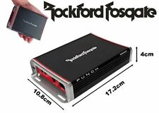 Rockford Fosgate PBR300X2 Punch 2-Channel 300W RMS MICRO Boosted Rail Amplifier