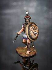 Painted Toy Soldier Ancient Greece 1/32 Spartan King Leonid Infantry Greek 54mm
