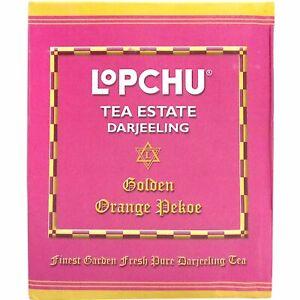 Lopchu Tea Estate Darjeeling Golden Orange Pekoe Tea