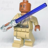 STAR WARS lego MACE WINDU jedi master clone general GENUINE 75199 NEW council