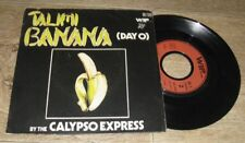 CALYPSO EXPRESS - Talimi Banana French PS 7' Afro Beat Pop Wip Records 75'