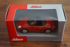 SCHUCO Porsche Boxster Red 1/43 box
