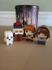 Lego Harry Potter BrickHeadz Lot of 4 rare