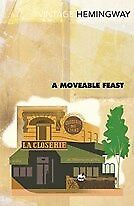 New A Moveable Feast By Ernest Hemingway
