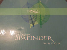 SPAFINDER for AVON STONE THERAPY GIFT SET NEW IN BOX!