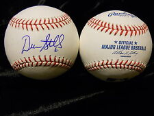 Drew Stubbs OMLB signed autograph IP Baseball Reds Indians Colorado Rockies