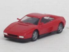 Ferrari 348 tb in rot, ohne OVP, Herpa, 1:87