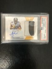 JAMES CONNER 2017 Panini NATIONAL TREASURES RPA AUTO /99 ** PSA 10