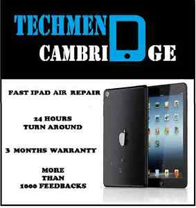Cracked Glass Digitizer Replacement Screen Repair Service For Ipad Air 1st Gen