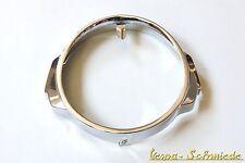 VESPA - Lampenring Scheinwerferring - Chrom - PX Lusso - Scheinwerfer Lampe Ring