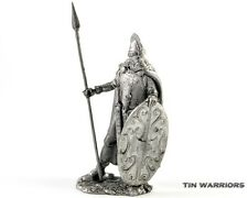 *The Celtic warrior* Tin toy soldiers. 54mm miniature figurine. metal sculpture