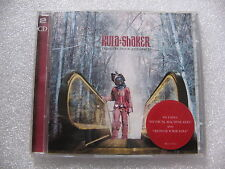 2 CD KULA SHAKER - PEASANTS, PIGS & ASTRONAUTS / comme neuf