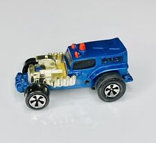 Hot Wheels Redline Sizzlers Law Mill Fat Daddy Rare Blue