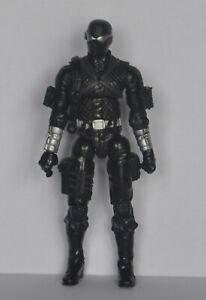 G.I. Joe 25th Commando Snake Eyes (V34) Action Figure