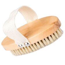 Chic Body Brush Hard Dry Skin Brush Exfoliate Improve Circulation & Cellulite