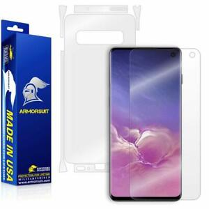 ArmorSuit - Samsung Galaxy S10 Screen Protector + Full Body Protector