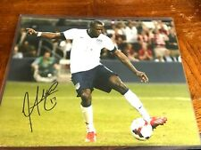 Jozy Altidore Autographed Team Usa World Cup Soccer 11x14 Photo