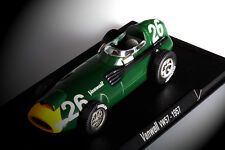 VANWALL VW 57 - Stirling Moss 1957 Formula 1 1:43 RBA NEW and UNOPENED !!