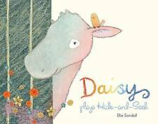Daisy Plays Hide-and-seek, Ellie Sandall, New Book