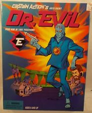 """Captain Action Reissue Playing Mantis 12"""" Dr. Evil Arch Enemy Figure Doll MISB"""