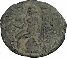 Antiochus I Soter  Seleucid Kingdom Ancient Greek Coin APOLLO Arrow i44211