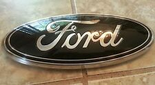 "2006-2011 Ford Ranger tailgate or grill emblem 9"" GLOSS black custom"
