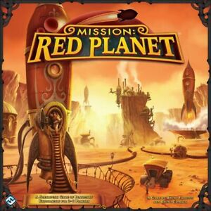 MISSION: RED PLANET Second Edition