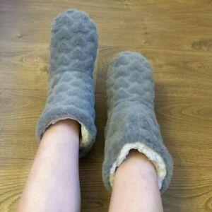 Winter Slippers Women  Couple Floor Socks Non-Slip Velvet Indoor High-Tube Shoes