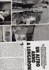 SP61 Clipping-Ritaglio 1984 Pillon Un altro anno a Longarone