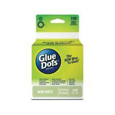 "Mini Glue Dots - 3/16"" - Scrapbook Adhesive - 300 Piece"