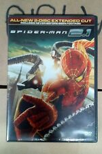 Spider-Man 2.1 (DVD, 2007, 2-Disc Set, Extended Cut Widescreen)