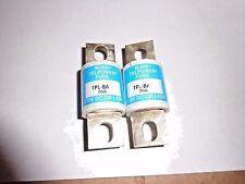 2 Buss Telpower Fuse TPL-BA 70A TPLBA 170 Volt New Fast Blow Stud/Bolt Down
