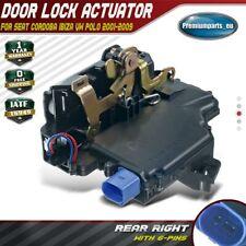 Door Lock Actuator Rear Right for VW Polo 9N_ 9A4 Seat Ibiza MK IV Cordoba 6L2