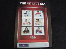 Stamp Catalog ~ Details Canada Post ~ Cdn Hockey Legends NHL Gretzky Orr Howe
