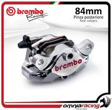 Brembo pinza freno post Supersport CNC P2 34 INT 84 mm nichelata Aprila/Ducati