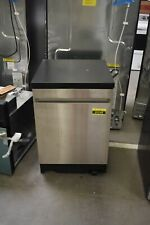 "Ge Gpt225Sslss 24"" Stainless Fully Integrated Dishwasher Nob #85248 Hrt"