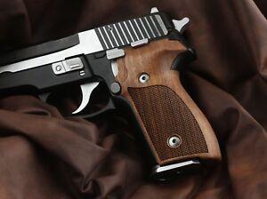 SigSauer P228 229 Walnut Grip
