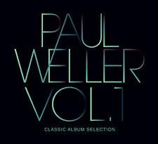 Paul Weller - Classic Album Selection Vol 1 5 CD Set 2014