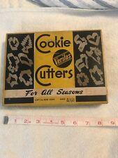 Vintage Veritas Cookie Cutters Set